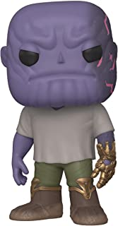 Funko Pop! Marvel: Endgame Casual Thanos with Gauntlet, Action Figure - 45141