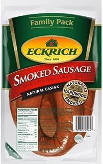 Eckrich Smoked Sausage 42 Oz