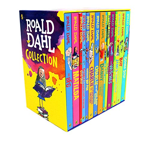 Roald Dahl Complete Collection [Paperback] by