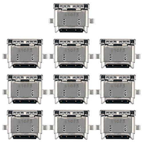 Dmtrab Reapir Spare Part 10 PCS Puerto de Carga Conector for Huawei Honor 8 / V8 / P9 / P9 Plus/Maimang 5 Partes separadas