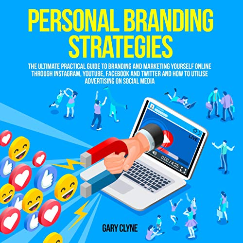 Personal Branding Strategies audiobook cover art
