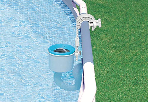 Intex Deluxe Wall-Mounted Swimming Pool Surface Automatic Skimmer | 28000E