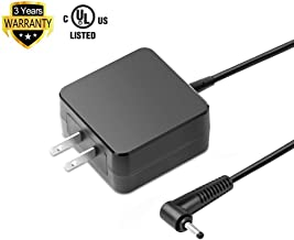 [UL Listed] TFDirect 19V AC Adapter for ASUS RT-AC68U RT-AC68R Wireless AC1900 VivoBook X200L X200CA CT121H P553M E402M E402MA E402S RT-AC68W RT-AC56U RT-AC56R AC1200 Gigabit Router Power Supply Cord