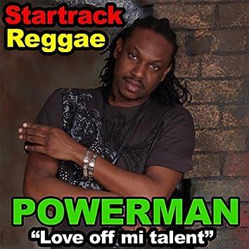 Love Off Mi Talent
