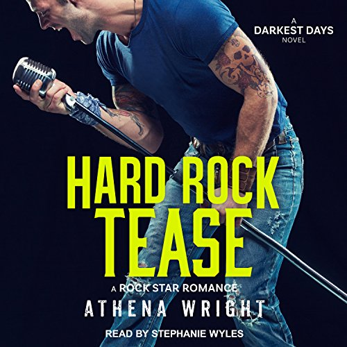 Hard Rock Tease: A Rock Star Romance audiobook cover art
