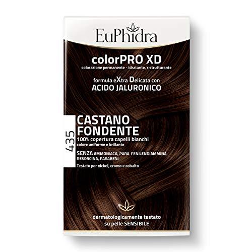 Euphidra ColorPro XD, 435 Castano Fondente - 10 gr