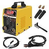 ARC-225 - Mini máquina de soldadura eléctrica estándar americano 110 V estándar europeo 220 V inversor DC máquina de soldadura IgBT arco Inverter eléctrica soldadura Mma Soldador