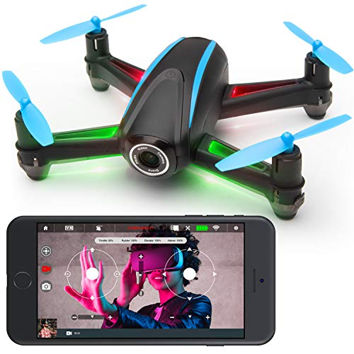 Force1 Mini Drone with Camera - U34W Dragonfly FPV Drones for Beginners, Indoor Drone, and Small Drone with Camera WiFi Flying & VR Capability