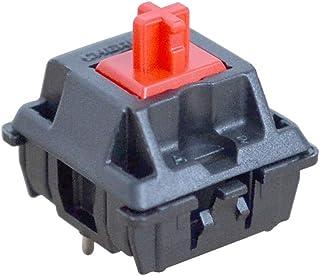 Cherry MX Brown - Interruptores de llave (10 piezas) - MX1AG1NN | Montaje en placa | Interruptores táctiles para teclado mecánico