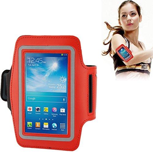 Digital Bay Srl Custodia cover fascia braccio fitness ROSSO per Iphone 6