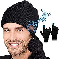 🎁 [Cadeaux parfaits pour hommes] - Unisexe et taille unique, cadeaux de Noël technologiques parfaits pour hommes, femmes, adolescents et filles. Il existe une paire de gants en tricot d'hiver unisexes qui garantissent que votre main est chaude et con...