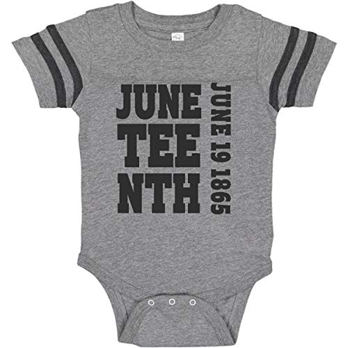 Juneteenth Infant Romper
