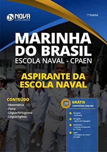 Apostila marinha brasil (cpaen) 2020 aspirante escola naval