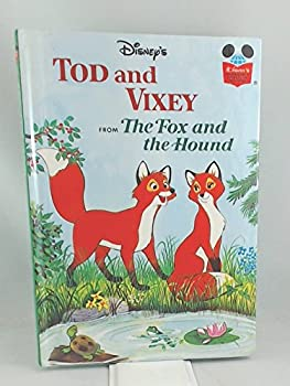Walt Disney Productions Presents Tod and Vixey from the Fox and the Hound. (Disney's Wonderful World of Reading, 50) - Book #50 of the Disney's Wonderful World of Reading