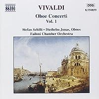 Vivaldi: Oboe Concerti, Vol. 1- RV 454, RV 534, RV 453, RV 535, RV 452, RV 536 & RV 450 by Stefan Schilli (2006-08-01)