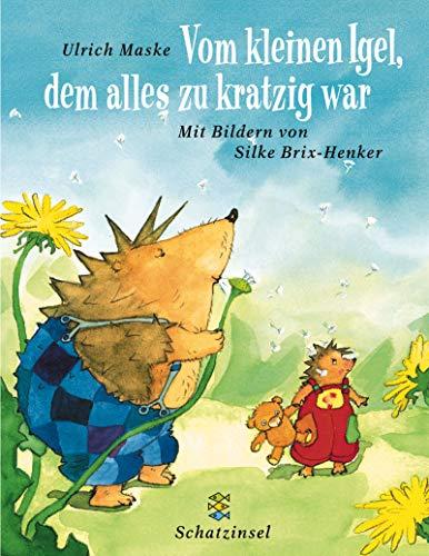 Vom kleinen Igel, dem alles zu kratzig war (Kinderbuch Hardcover)