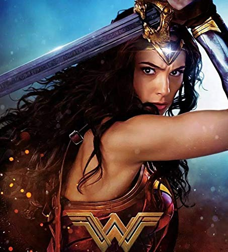 Puzzle Wonder Woman  marca LUOSKY