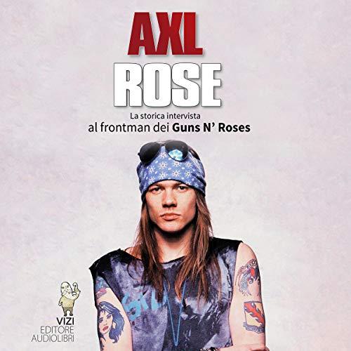Axl Rose copertina