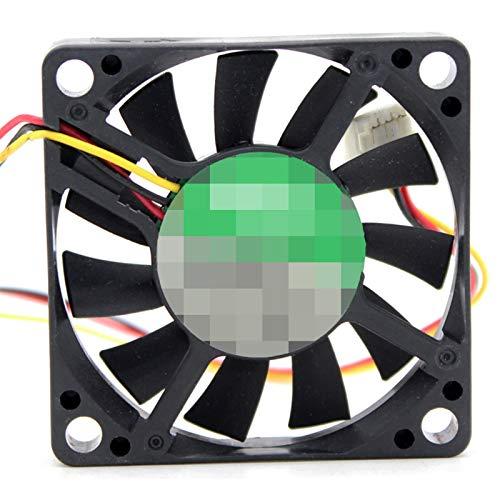 JPVGIA TA200DC D34667-57 5 cm 5010 50x50x10mm 50 mm Ventilador 12V 0.11A Ventilador de enfriamiento silencioso Ultrafino