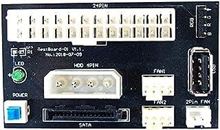 Scythe オリジナル設計 ATX電源単体動作用ボード ATX検証ボードVer.1
