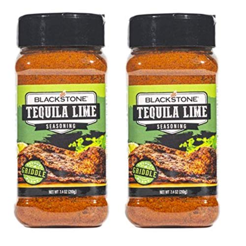 Ultimate Barbecue Spices, Gourmet Flavor Seasoning Bundle (2 Pack), Use for Grilling, Cooking, Smoking - Meat Rub, Dry Marinade, Rib Rub (Tequila Lime, 7.4 Ounce)