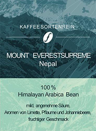 Rohkaffee - Nepal Mt. Everest Cofffee (250g)
