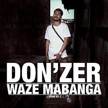 Waze Mabanga