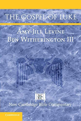 The Gospel of Luke New Cambridge Bible Commentary product image
