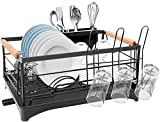 Best Dish Drainers - G-TING Dish Drying Rack, Small Dish Rack Review