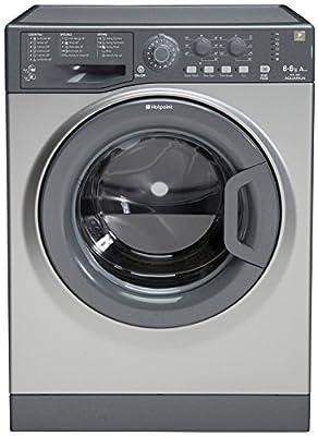 Hotpoint WDAL8640G 8Kg/6Kg Washer Dryer 1400rpm Graphite