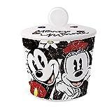 Egan Zuccheriera Mickey e Minnie