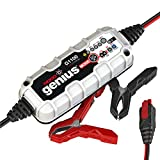 NOCO Genius G1100UK 6V and 12V 1.1 Amp Smart Battery Charger and Maintainer