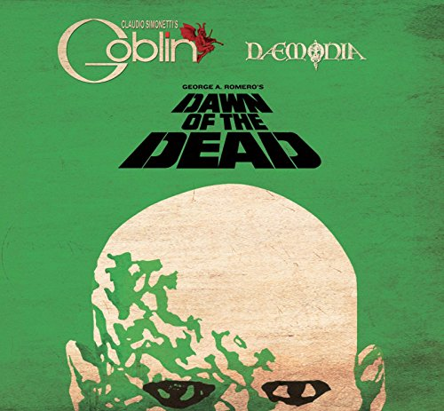 Dawn of the Dead Ost (CD+Lp/Lim.ed.Box)