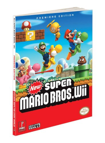 New Super Mario Bros Wii Official Game Guide: Prima's Official Game Guide
