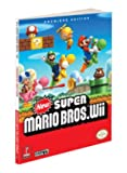 New Super Mario Bros (Wii) Prima Official Game Guide