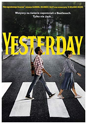 Yesterday [DVD] (IMPORT) (Keine deutsche Version)