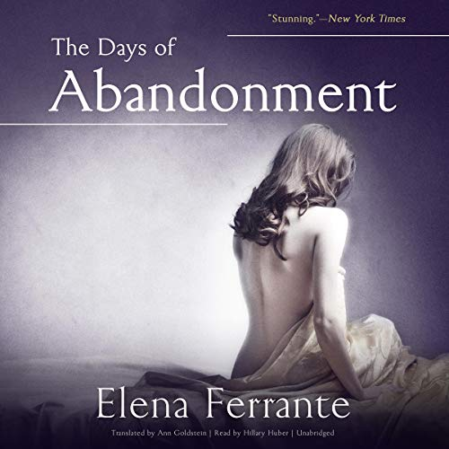 The Days of Abandonment Titelbild