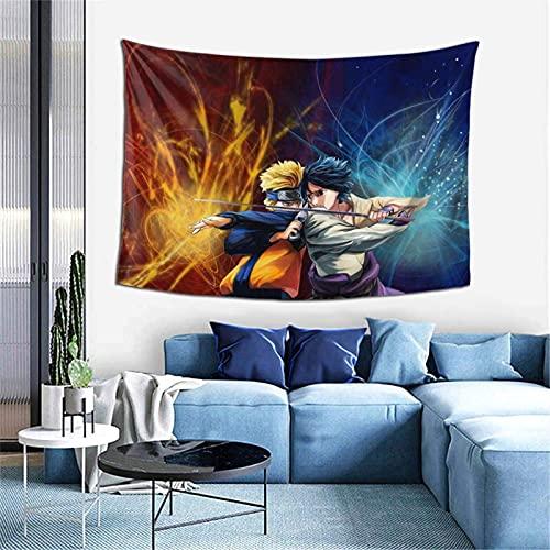 Tapiz de Dragon Ball Z de 60 x 40 pulgadas, para sala de estar, dormitorio, vestir, pared, instalación de manta simple para fiesta
