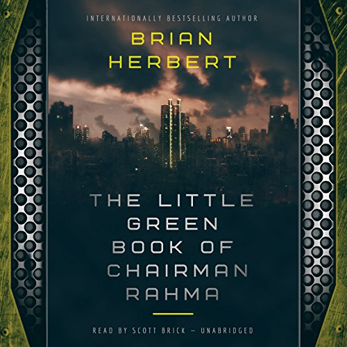 The Little Green Book of Chairman Rahma cover art
