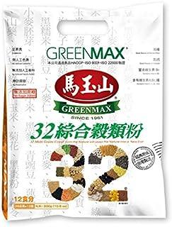 《馬玉山》32綜合穀類粉(32マルチシリアル)(12入/袋)《台湾 お土産》 [並行輸入品]