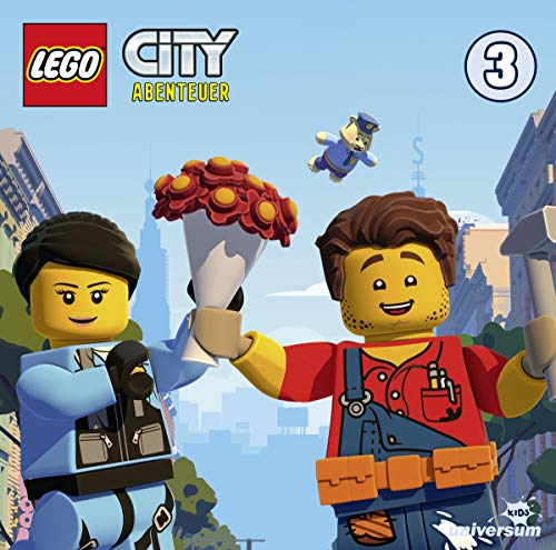 Lego City-TV-Serie CD 3