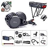 Bafang 8fun BBS03 / BBSHD Ultimo Modello 48V 1000W Ebike Bicicletta elettrica Motor Mid Drive Kit di conversione Bici elettrica