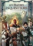 Les Maîtres inquisiteurs T12 - De l'obscurantisme - Format Kindle - 9,99 €