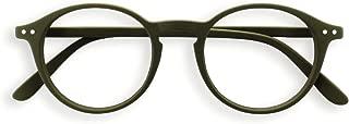 IZIPIZI LetmeSee #D Khaki Reading Glasses