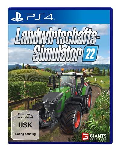 Landwirtschafts-Simulator 22 - [Playstation 4]
