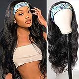 Best Brazilian Virgin Hairs - Headband Wigs for Black Women Body Wave Human Review
