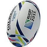 Coupe du Monde RWC 2015 - Ballon de Rugby Réplique - taille 5