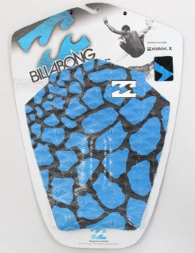 BILLABONG Animal X - Almohadilla de tracción para Tabla de Surf, Color Azul y Negro