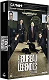 51YUKklp4FS. SL160  - Le Bureau des Légendes Saison 3 : Les espions français en majesté