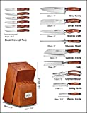 Zoom IMG-1 deik set coltelli 16 pezzi